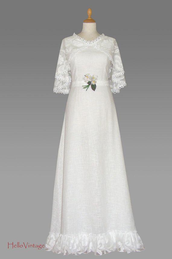 132 best Vintage wedding dresses images on Pinterest | Vintage ...