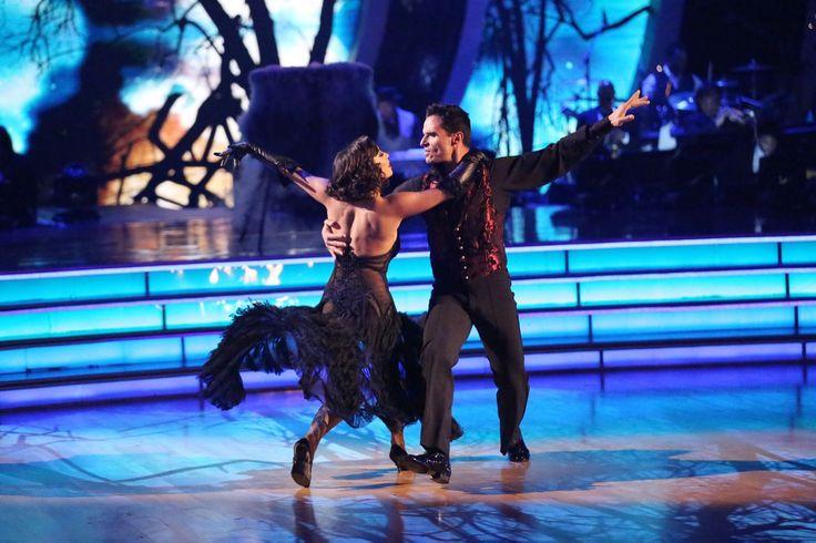 Antonio S & Cheryl Viennese Waltz Halloween Night