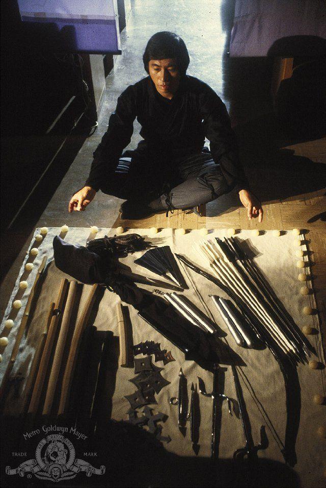 Revenge of the Ninja (1983), Still of Sho Kosugi