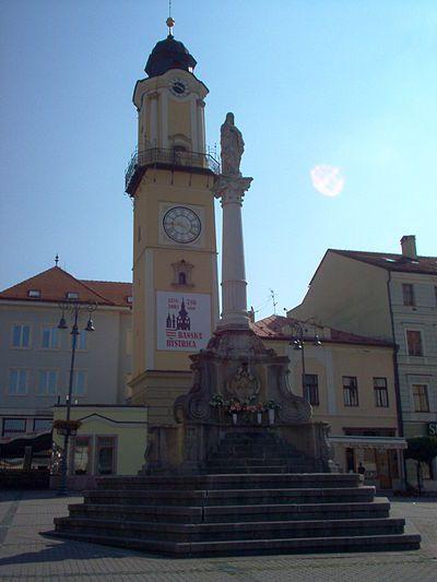 Besztercebánya – Wikipédia