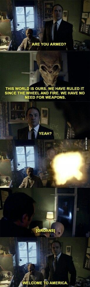 This is so Crowley I'm fairly sure that Mark Shepard doesn't actually exist, Crowley just pops up to meet the Doctor