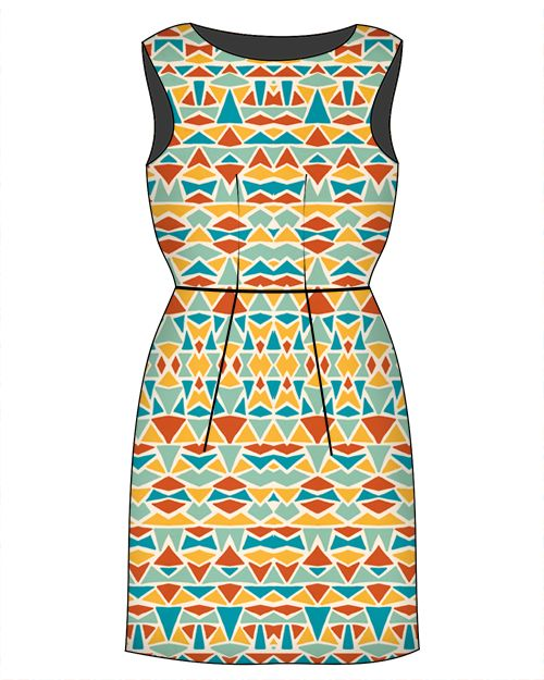 "I have 3 designs up for voting at @Vivian Dony Dutton   for the @Elsa Marques Marques AND ME   design challenge, please help me with some votes! All you have to do is click ""like"" on the facebook icon when you go on the link below! Vividly - Tribal Imagination (http://vividly.co/tribal-imagination/)  #fashion #bold #trendy #elsa #colorful #bright #prints #design #fashiondesign #tribal #aztec #native #innovative #clothing #apparel #pattern #dress #multicolor #geometric"