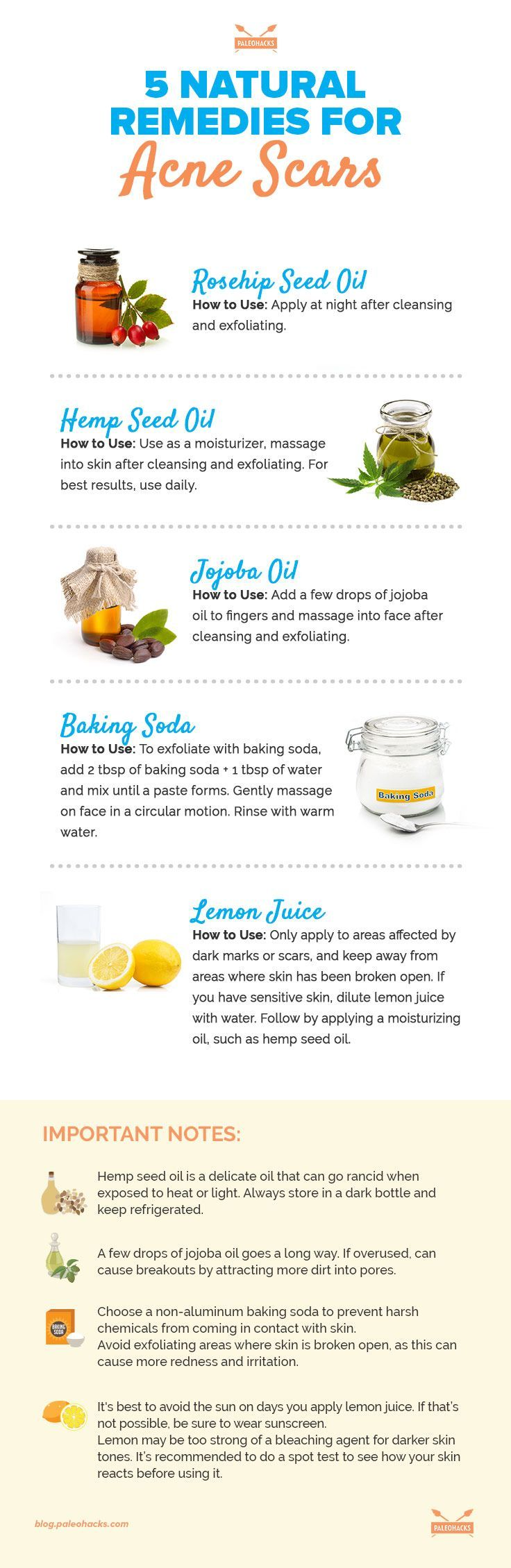 How to get rid of acne asap