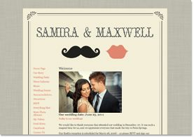 Wedding Website Creator.