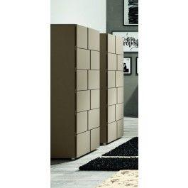 #Settimino 6 cassetti design frontale Wall Brick con rallentatori di chiusura Varie Finiture e colori - Art 1284 #cassettiera #design #arredamento #settimanale #wall