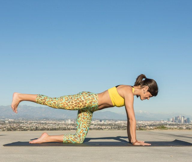 If you do only one yoga pose this week, make it this one.