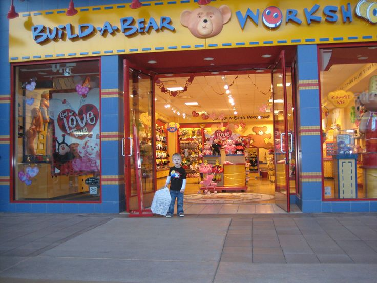 buildabear+birthday+party | Lady Talks a Lot: The Build a Bear Birthday Party that took a life of ...
