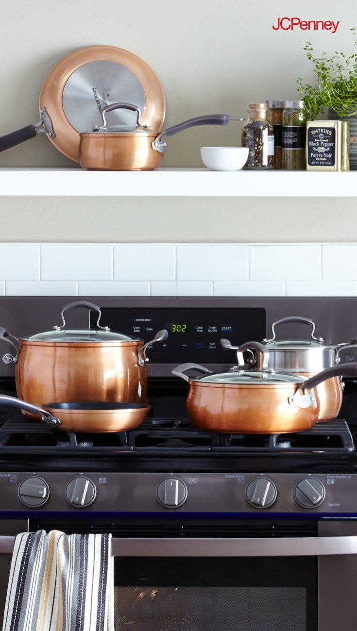 Tap To Shop Copper For The Kitchen Is In And Nothing Motivates