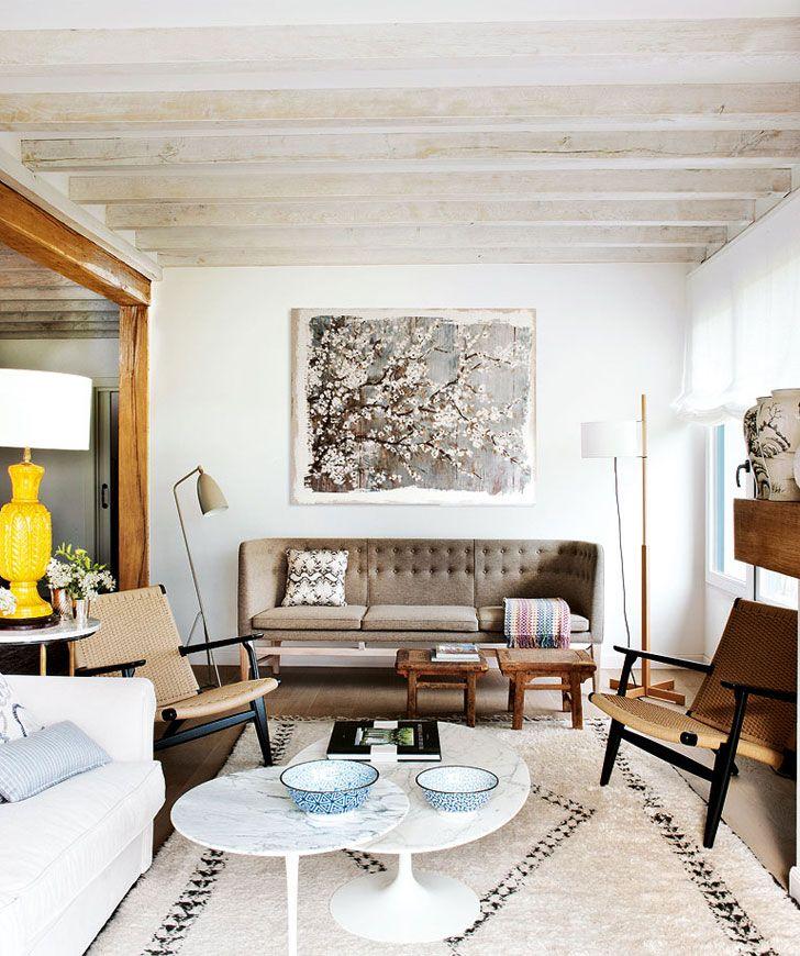Chambre En Espagnol: Interieur Maison Espagnole