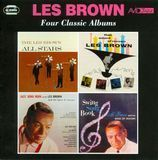 Les Brown All Stars/That Sound of Renown/Jazz Song Book/Swing Song Book [CD]