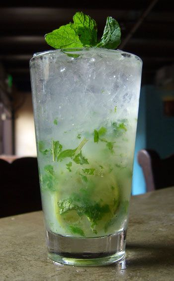 Mojito by Jeffery Morgenthaler from Portland, OR!