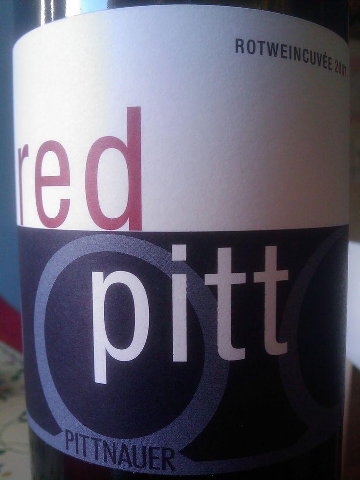a Great Red Blend from the Great Pittnauer, Austria, a Zweigelt, Blaufraenkisch, Merlot and Cabernet Sauvignon Blend.