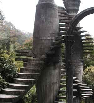 Las Pozas, Surreal Architectural Fantasy of Edward James