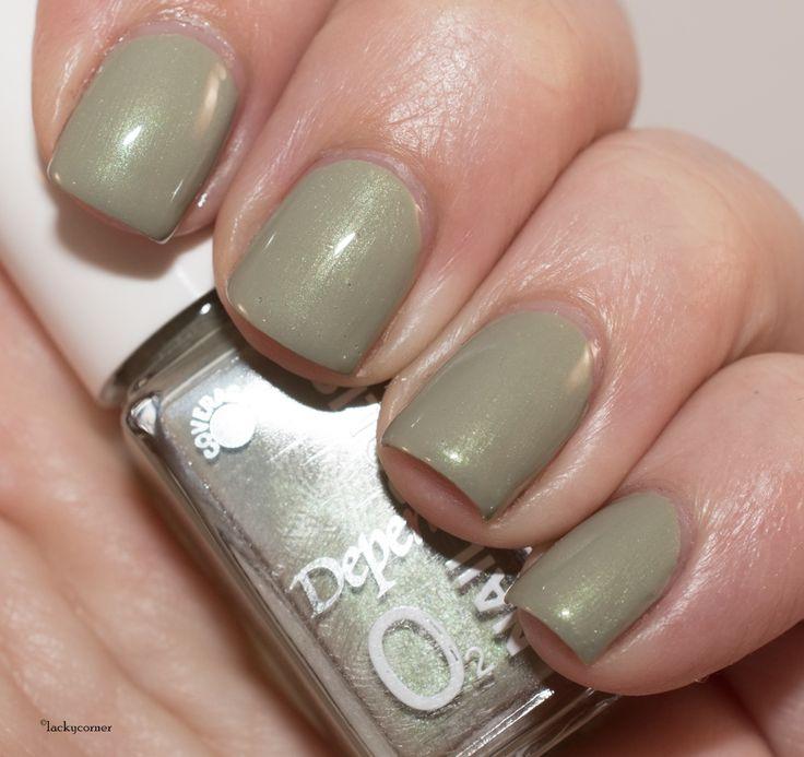 Depend nail polish. O2 512.