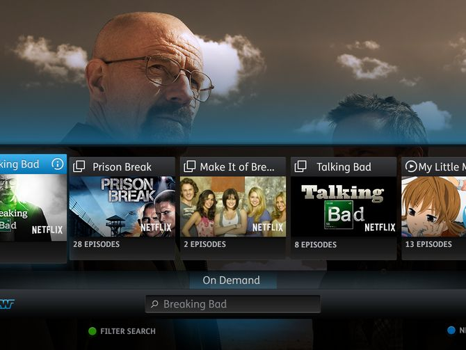YouView scores a point against Sky with new Netflix app