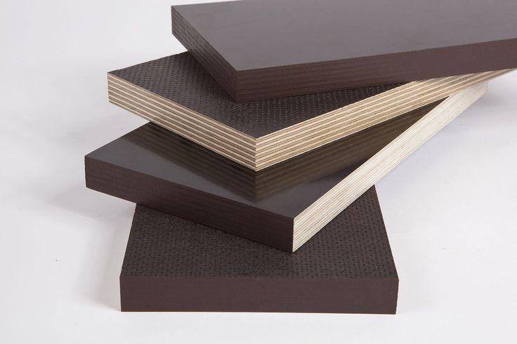 Берёзовая ламинированная фанера / birch laminated plywood