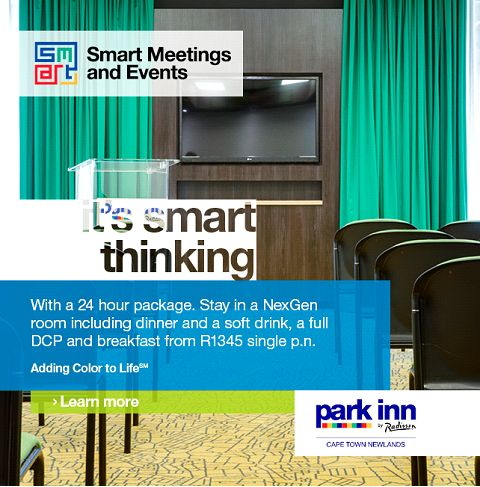 Park Inn by Radisson Cape Town Newlands – 24Hour Day Conference Offer