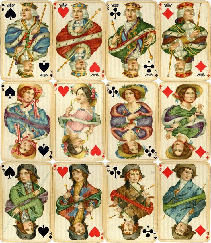 Картинки игральных карты россии