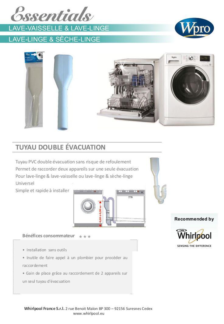 Les 25 meilleures idées de la catégorie Evacuation lave vaisselle ...