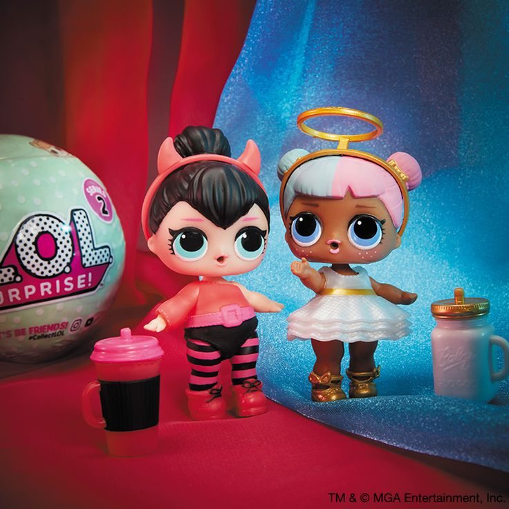 L.O.L. Surprise #kids #toys #dolls