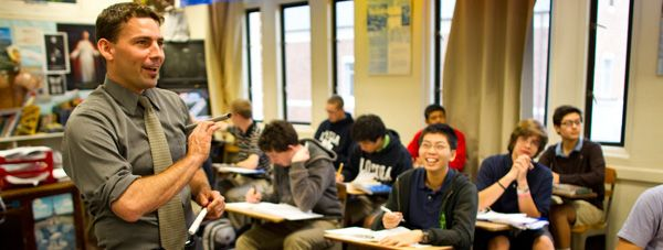 Loyola High School - Foregin Language Department