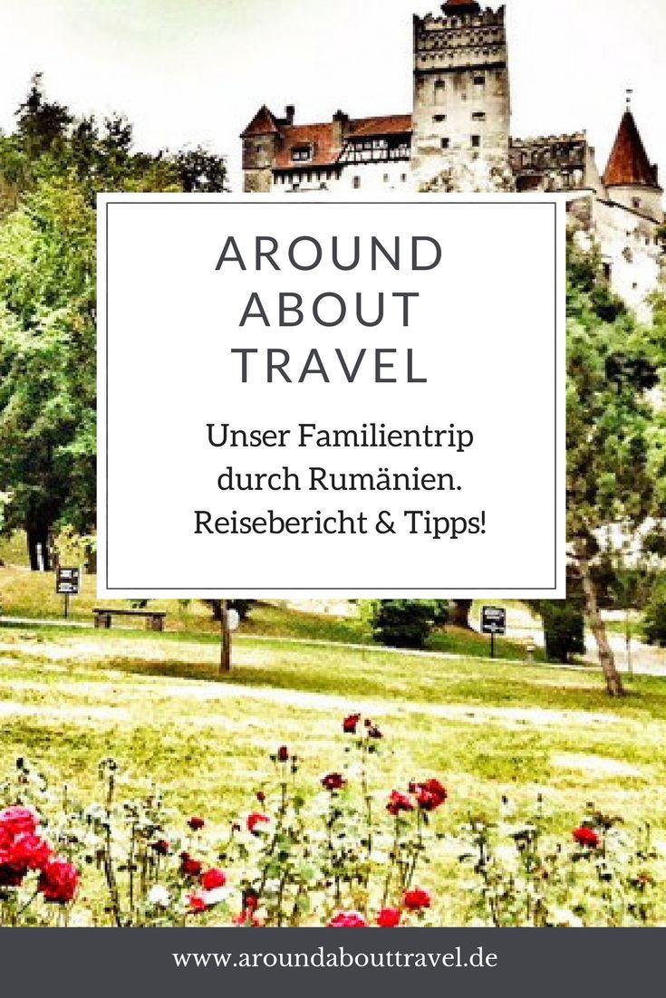 Wir erzählen Euch hier von unserem Familientrip durch Rumänien. #rumänien