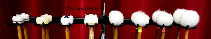 FS mallets holder with timpani mallets