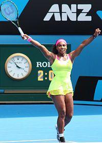 Serena Williams - A person I wish to become......