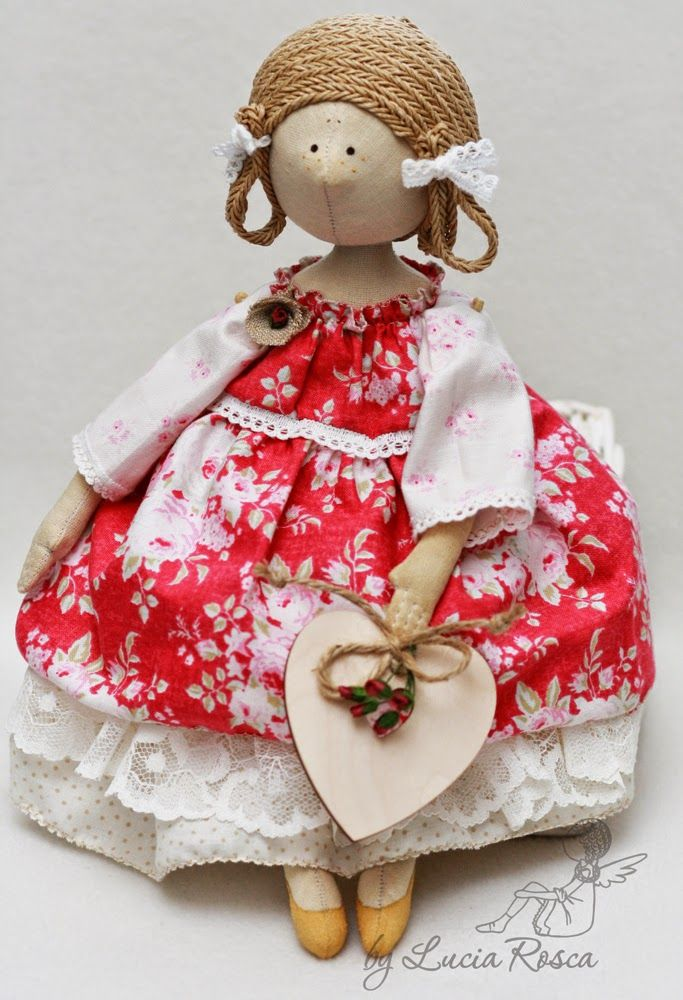 Lucias handmade: Барышни бывают разные