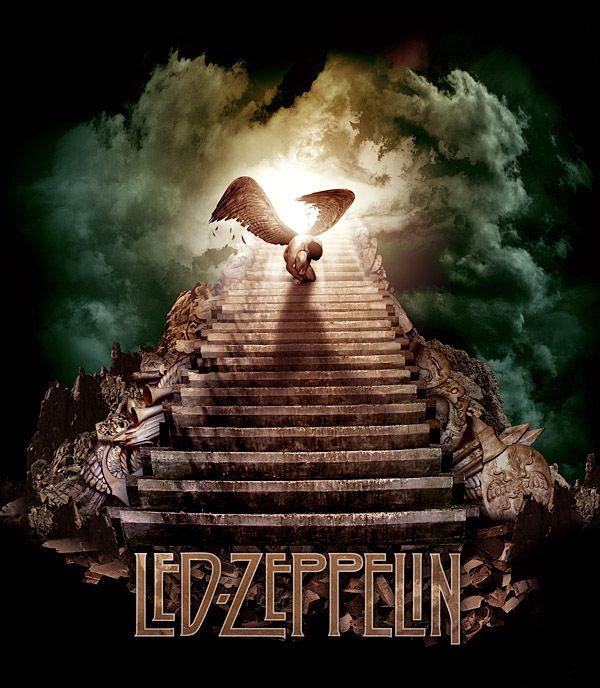 Compilado de Ilustraciones de Led Zeppelin