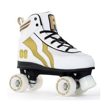 Rio Roller Varsity White