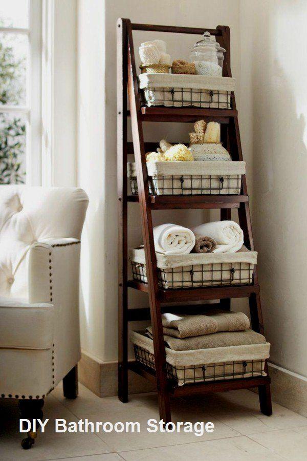 New DIY Bathroom Storage Ideas #storage   Schlafzimmer ...