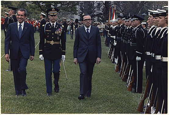 """Operation Gladio  During the Cold War, the North Atlantic Treaty Organization, or NATO, developed a classified plan for keeping Europe """"safe"""" in the event of a Soviet invasion. The plan, known as Operation Gladio, called for the formation of secret armies or """"stay-behind"""" organizations in many NATO countries, including Italy, Belgium and France, according to declassified documents."""