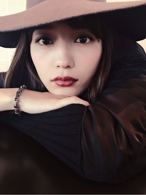 Kawaguchi Haruna on her official blog