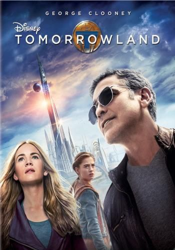 Tomorrowland, Movie on DVD, Family Movies, Adventure Movies, Sci-Fi & Fantasy