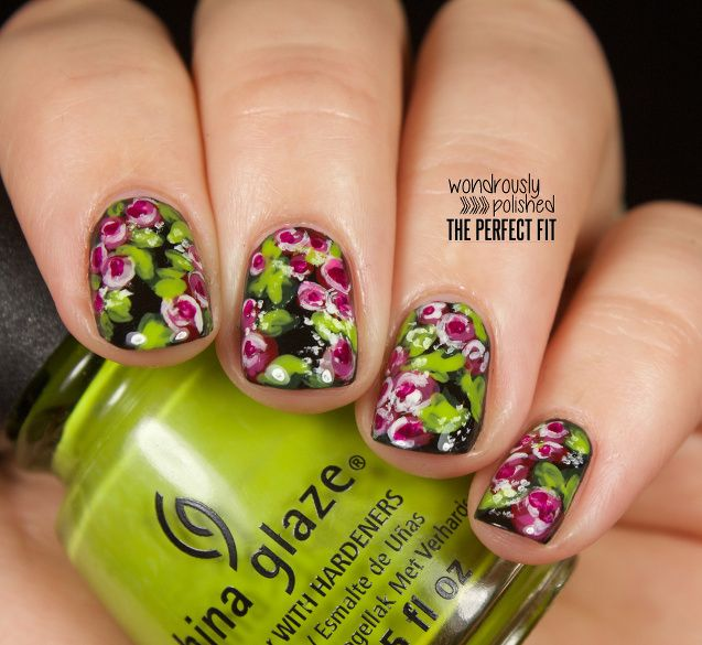 Mani Monday - Best Buds for Deb Shops
