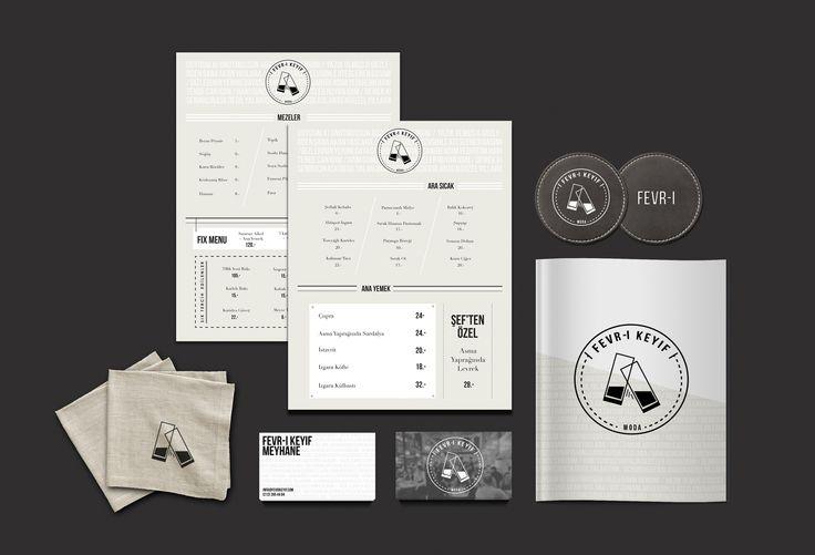Fevri-Keyif - Logo & Identity Design