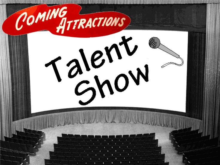 19 best talent show images on Pinterest Music education, Talent - talent show flyer