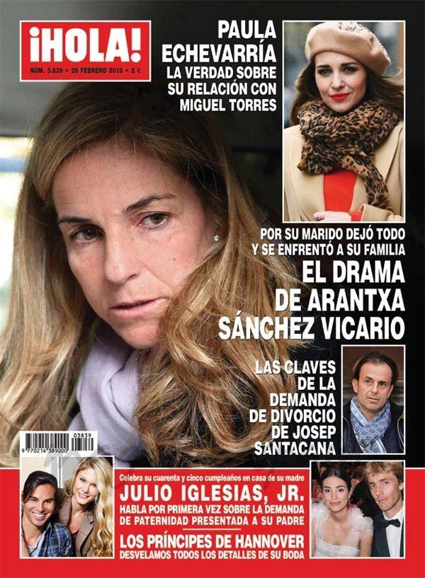 El Kiosko Rosa… 21 de febrero de 2018: revista hola