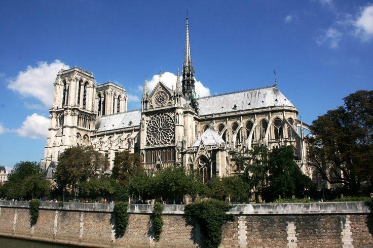 Notre Dame Cathedral, Paris <3