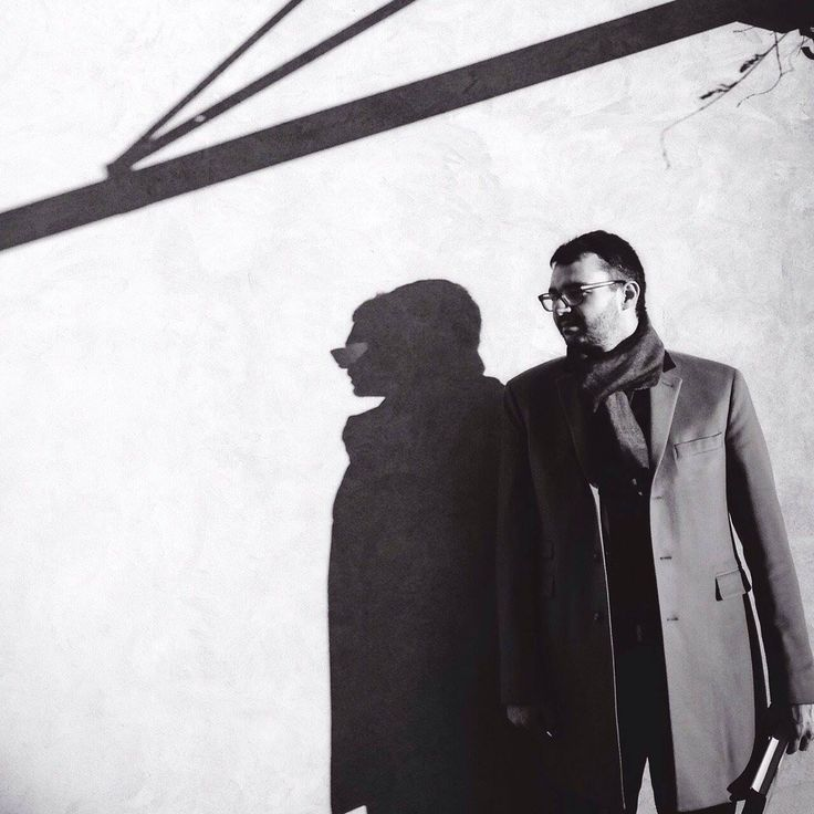 Andrei - wearing a great Loro Piana coat