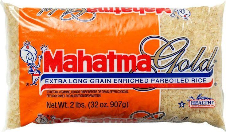 El Oro se lo lleva hoy nuestro arroz Parbolizado.