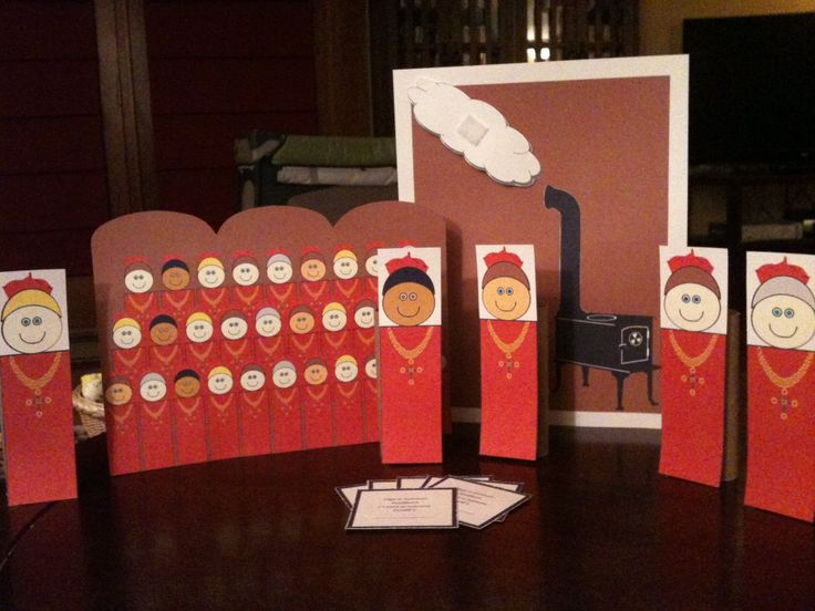 Papal Election Playset with Printables- Help little ones to actively engage with the upcoming papal conclave — here's a papal election playset!
