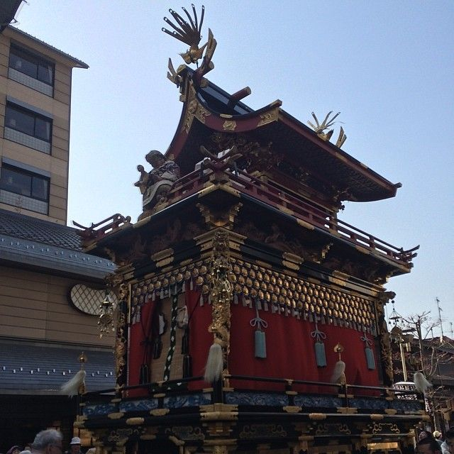 高山陣屋 (Takayama Jin-ya) in 高山市, 岐阜県