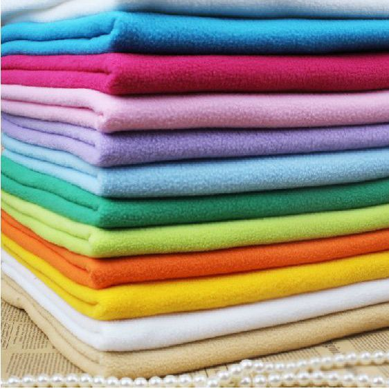 Polar fleece fabric, Patchwork fabric for sewing,coral cashmere felt handmade dolls doll clothing lining cloth,50*40CM