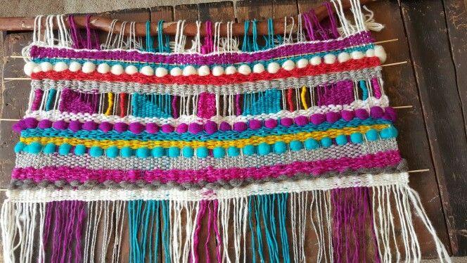 Telar Decorativo MimarAmar.