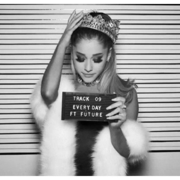 Ariana Grande ❤ liked on Polyvore featuring ariana grande, dangerous woman and people