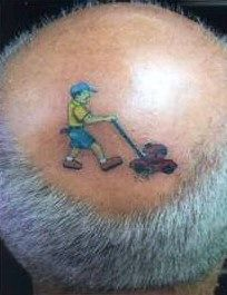 Funny Haircut Pictures and Barber Jokes