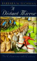 Tuchman, Barbara W.  A Distant Mirror: The Calamitous 14th Century  Follows the life of one man to illustrate the years when France loses its world superpower status. Author's voice is entertaining and doesn't hesitate to show her disappoint in the strength of the (real-life) characters. The century is strangely parallel to our own time, self-absorption disguised by righteousness, and the book gives fascinating detail to some of the most famous, but glossed over, events in history.