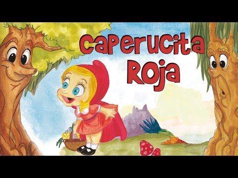 Caperucita Roja, los Tres Cerditos y el Lobo Feroz - Cuento infantil en Español - HD - YouTube